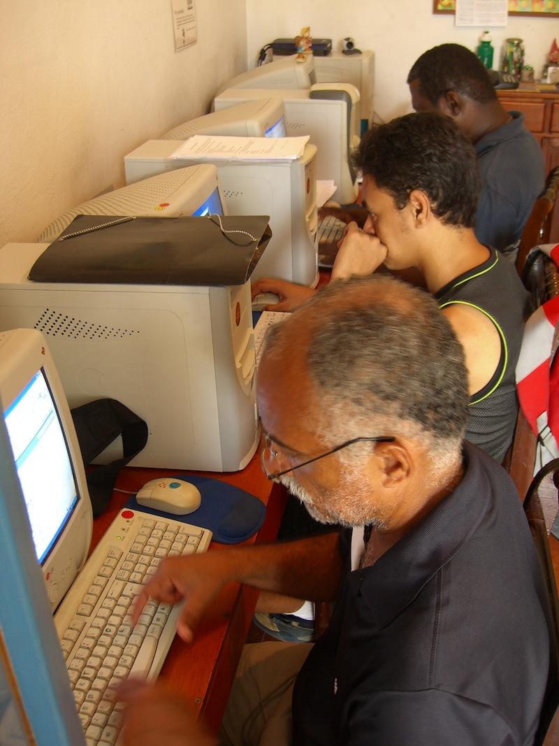 Computer lab @ Casa